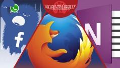 OneNote für Mac kostenlos erhältlich, Firefox 28 erschienen, WhatsApp beschwichtigt Nutzer