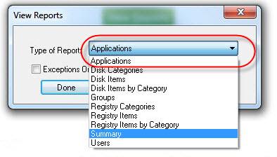 PCmover : Analyse du rapport de compatibilité