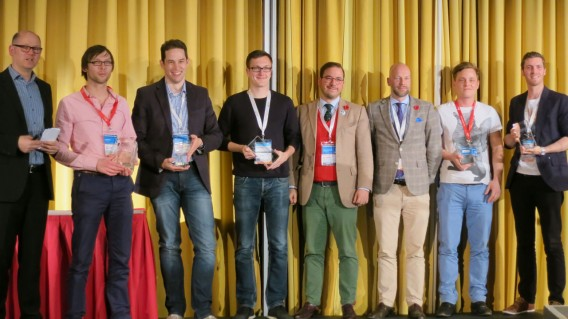 MobileTech Awards 2014 - Die Preisträger