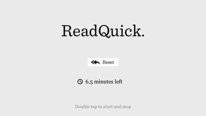Speed-Reading: Mit diesen Apps lesen Sie Texte schneller
