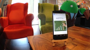 Frontback, Carousel und japanische Tamagotchis – Android-Hits im April
