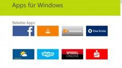 Software-Startausrüstung für das neue Aldi Windows 8-Notebook von Medion
