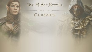Welche ist die beste Start-Klasse für The Elder Scrolls Online?