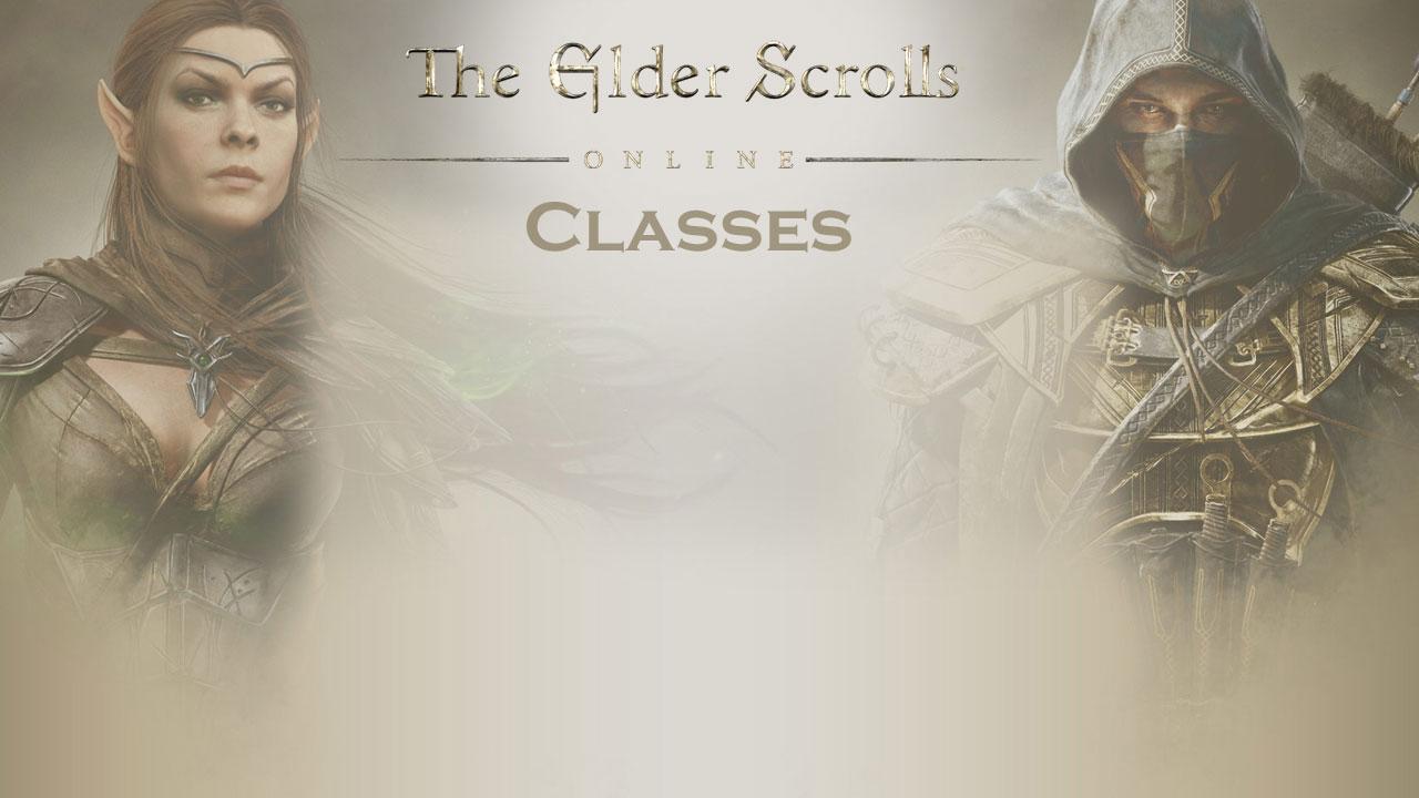 Welche Ist Die Beste Start Klasse Für The Elder Scrolls Online