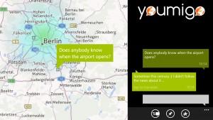 Interkulturelles Netzwerk: AppCampus-Gewinner Youmigo startet im Windows Phone Store durch