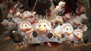 Flockers: Die blutrünstige Lemmings-Variante der Macher von Worms kommt am 6. Mai 2014