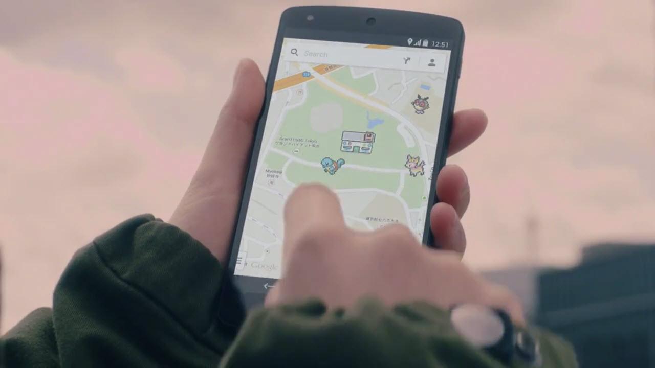 Google Pokémon Challenge: Mit Google Maps alle Pokémons fangen