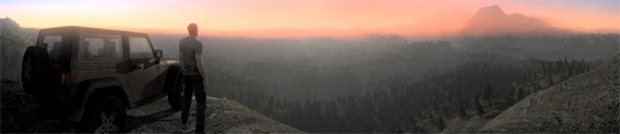 H1Z1 Panorama Screenshot