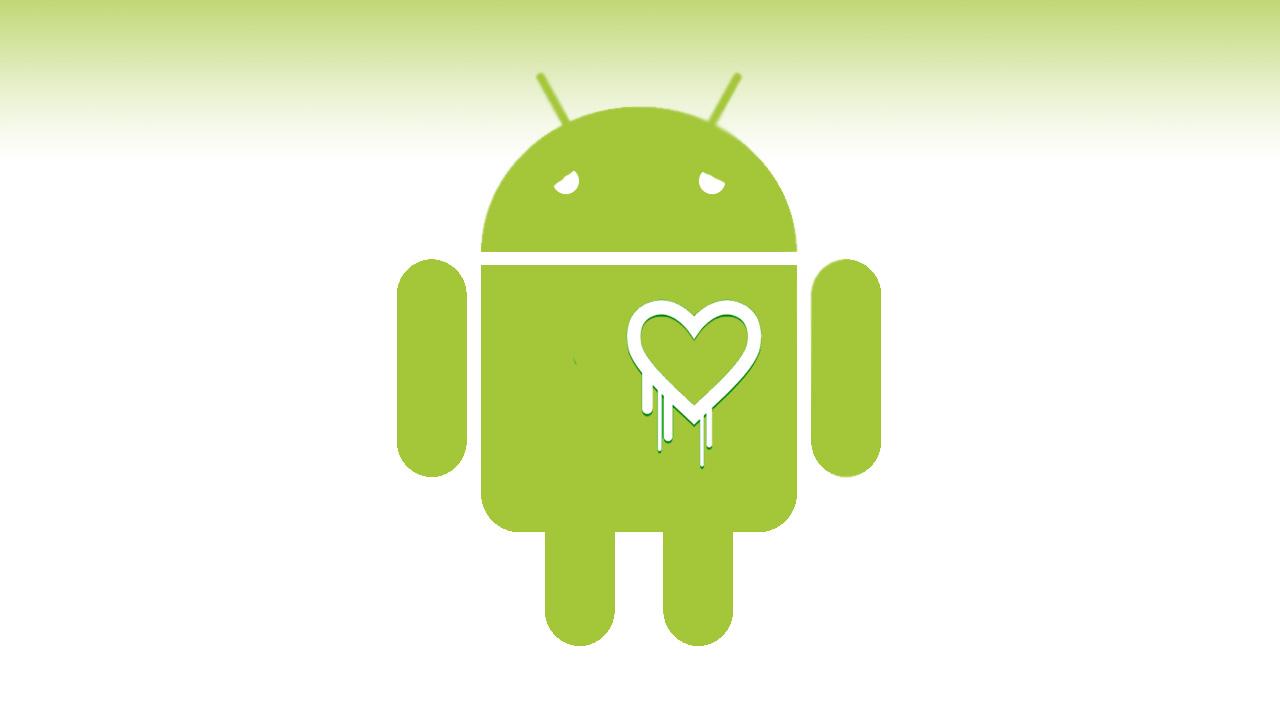 Heartbleed-Fehler in Android-Apps: Nur zwei Heartbleed-Scanner arbeiten zuverlässig