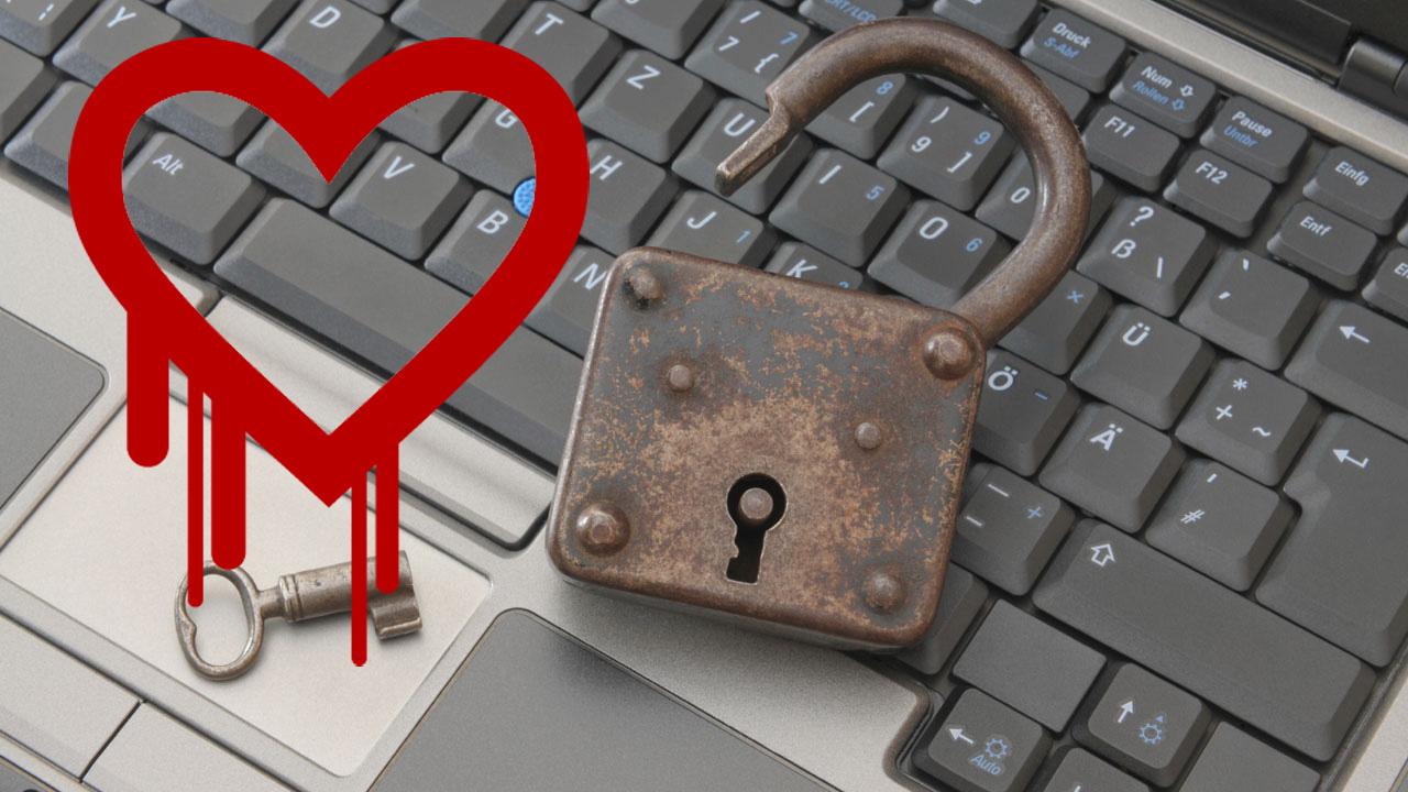 OpenSSL-Sicherheitslücke: Auf welchen Internetseiten tritt der der Heartbleed-Fehler auf?