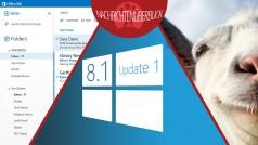 Kacheloberfläche von Windows 8.1 abschalten, Outlook-App für Android, Goat Simulator startet heute