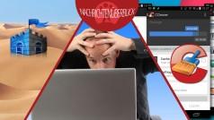 18 Millionen gestohlene E-Mail-Konten, letzte Sicherheitsupdates für Windows XP, CCleaner für Android