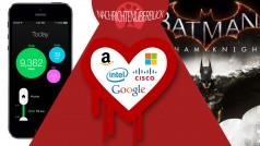 Facebook kauft Moves, Tech-Firmen unterstützen OpenSSL, Batman Arkham Knight kommt im Oktober 2014