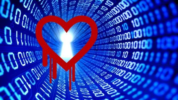 OpenSSL-Fehler Heartbleed Sicherheit