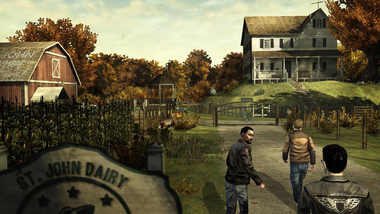 The Walking Dead: Season One startet doch noch für Android