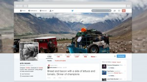 Twitter: Die neuen Profilseiten im Facebook-Look stehen jetzt allen Nutzern zur Verfügung