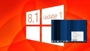 Direkt in den Desktop booten unter Windows 8.1 Update 1
