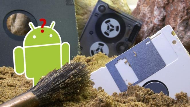 Klartext: Totalversagen - Warum die Backup-Funktion von Android ein Witz ist