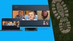 Kostenlose Videokonferenzen mit Skype führen - so geht's