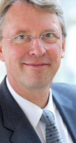 Prof. Meinel, Direktor und Geschäftsführer des Hasso-Plattner-Instituts für Softwaresystemtechnik