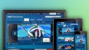 ARD Mediathek ab sofort mit modernem Design und mehr Übersicht