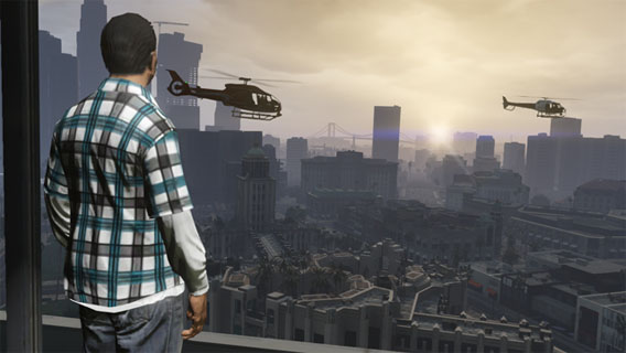 The High Life Update für GTA V Online