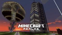 Minecraft: Die kostenpflichtige Online-Erweiterung Minecraft Realms ist weltweit gestartet