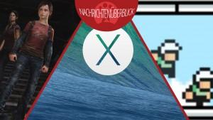 Apple veröffentlicht Mac OS X 10.9.3, neues Spiel des Flappy Bird-Entwicklers, Deutscher Computerspielpreis 2014