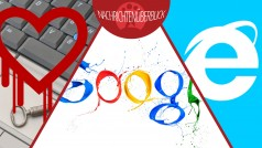 Internet Explorer 12, Recht auf Vergessen, neuer Heartbleed-Angriff