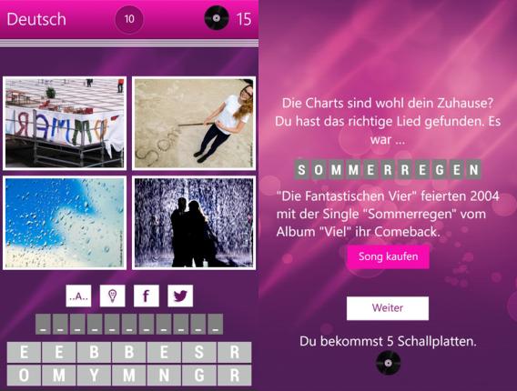 App-Entdecker: Chartbreakr