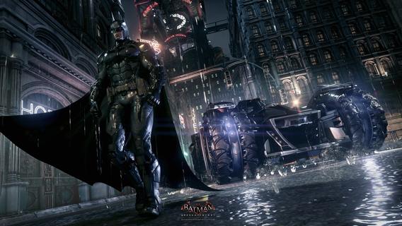 Batman Arkham Night - Eindrücke direkt von der E3