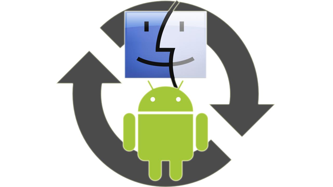 So synchronieren Sie Mac und Android