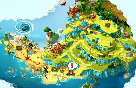 Angry Birds Epic: Die Rollenspiel-Ausgabe der Angry Birds-Reihe für iOS und Android