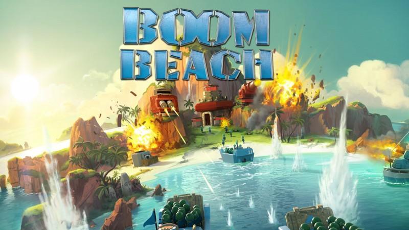 Das Strategiespiel Boom Beach der Macher von Clash of Clans startet für Android