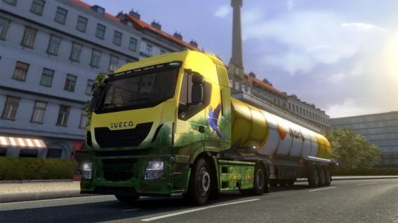 Euro Truck Simulator 2: Zur Fußball-Weltmeisterschaft 2014 in Brasilien den Truck verschönern
