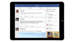 Facebook für iPad präsentiert Vorschläge für Videos, Spiele und Ereignisse