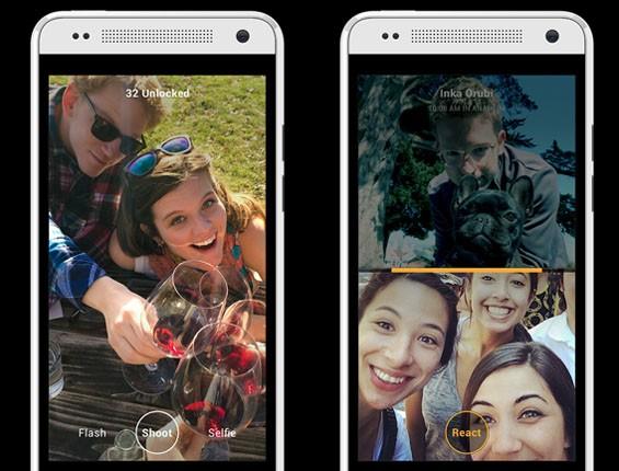 Slingshot: Facebooks Messenger-App mit Selbstzerstörung zwingt Nutzer zum gegenseitigen Teilen