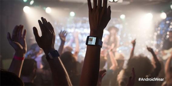 Google I/O 2014: Android Wear mit Google Now und Fitness-Funktionen für Smartwatches
