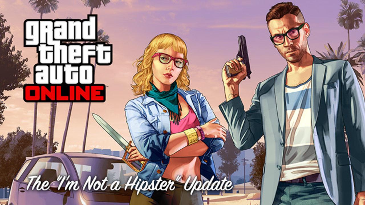 GTA Online-Update I'm Not a Hipster bringt kostenlos neue Missionen und Fahrzeuge