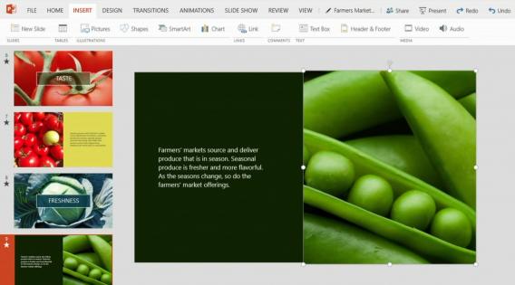 Microsoft Office für Modern UI
