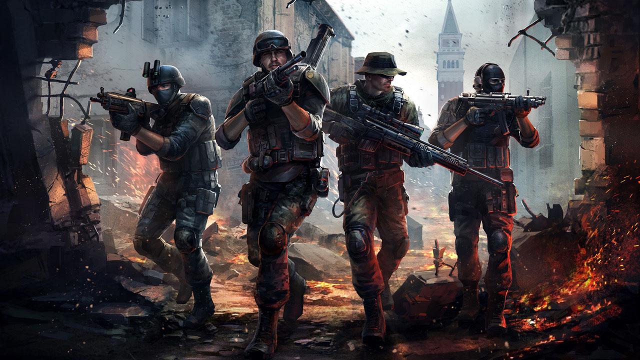 Modern Combat 5: Blackout: Details zu den Multiplayer-Modi des mobilen Shooters