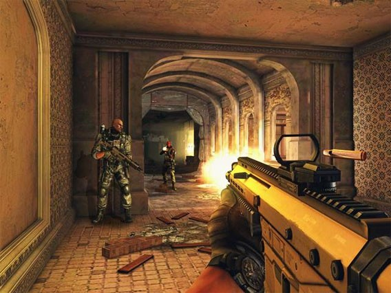 Modern Combat 5: Blackout: Details zu den Multiplayer-Optionen des mobilen Shooters