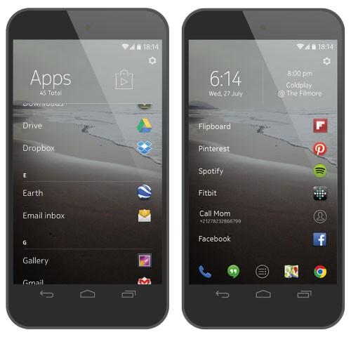 Z Launcher: Nokias eigene Android-Oberfläche findet schnell die richtigen Apps