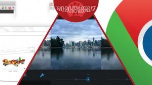 Großes Instagram-Update, Chrome-Plugin für E-Mail-Verschlüsselung, Google Chrome 64-Bit