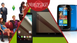 News des Tages: Android L und Android Wear, Skype für Windows Phone, Die Sims 4