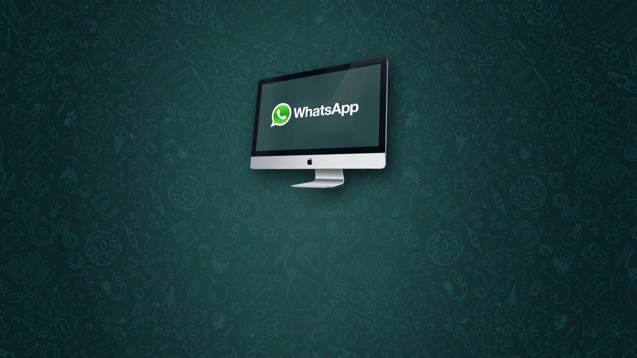 WhatsApp auf dem Mac nutzen