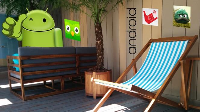 Android-Hits im Juli: WhatsApp ohne Internet, Leo's Fortune und das neue und bessere Duolingo
