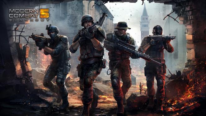 Modern Combat 5: 5 Tipps für den besten Multiplayer