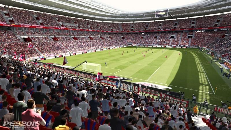 FIFA 15 und Pro Evolution Soccer 2015: Videos zeigen Spielszenen aus beiden Fußball-Simulationen
