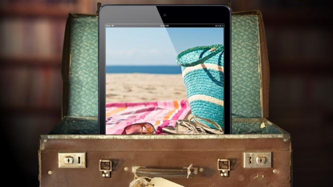 Reisen vom Sofa aus: Die besten Apps für Museen, Weltreisen und exotische Rezepte